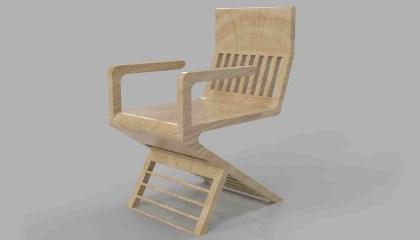 Arm-Chair-Oak-Wood
