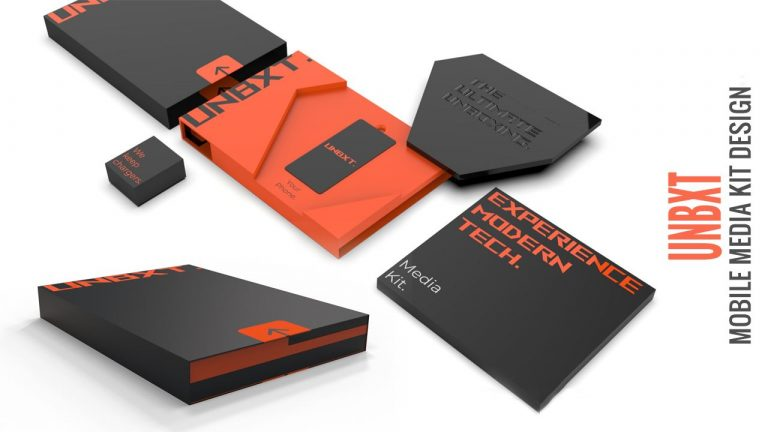 UNBXT – Mobile Media Kit